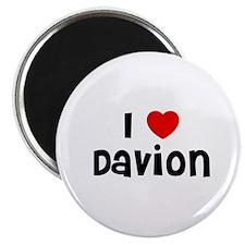"""I * Davion 2.25"""" Magnet (10 pack)"""