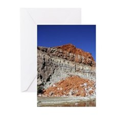Paria Red Rock Reflection Greeting Cards (6)