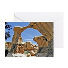 Delicate Sandstone Arch Greeting Cards (Pk of 10)