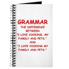 grammar Journal