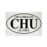 Chuathbaluk Rectangle Magnet (10 pack)
