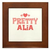 Alia Framed Tile