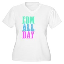 EMD ALL DAY SHIRT Plus Size T-Shirt