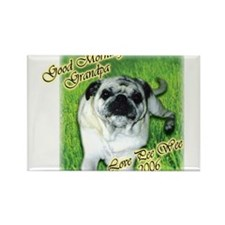Pee Wee Grandpa Rectangle Magnet (10 pack)