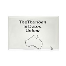Thunder down under Magnets