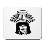 American Indian Mousepad
