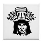 American Indian Tile Coaster