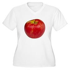 Apple Plus Size T-Shirt