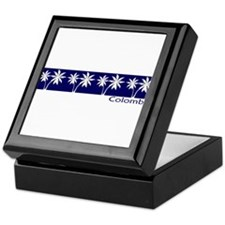 Central cali Keepsake Box