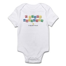 Great Pyrenese Infant Bodysuit