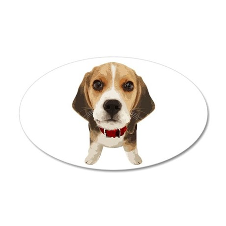 Beagle004 Wall Decal