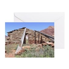 Pahreah Cabin Garden Greeting Cards (Pk of 10)
