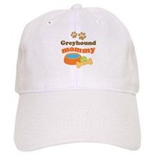 Greyhound Mom Baseball Cap