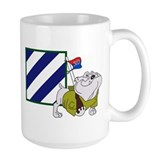 Rocky Bulldog Front/Back - Mug