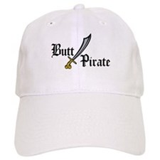Butt Pirate Baseball Cap