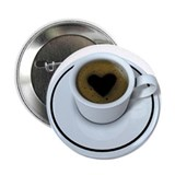 Coffee Love Button