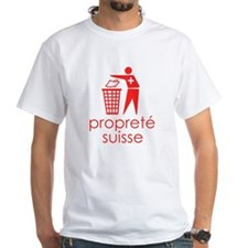 [proprete suisse] Shirt