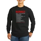 Pain Warning T