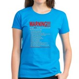 Pain Warning Tee