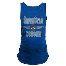 SuperStar Godson copy.png Maternity Tank Top