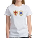 Zionist Crusader Women's T-Shirt