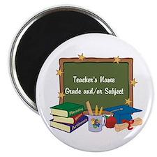 Custom Teacher Magnets