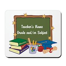 Custom Teacher Mousepad