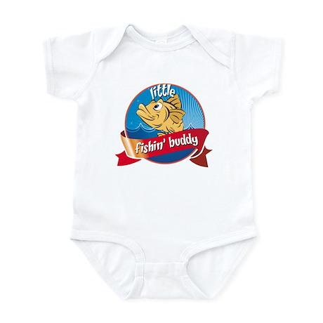 Little Fishin Buddy Infant Bodysuit