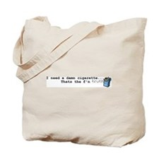 The Real Truth Tote Bag
