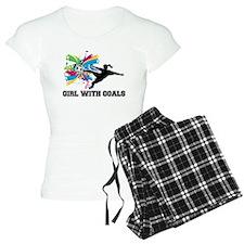 Girl with Goals Pajamas