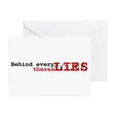 The Real Truth Greeting Cards (Package o
