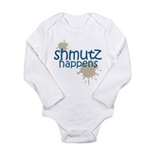 shmutz happens Body Suit