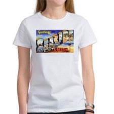 Seaside Oregon (Front) Tee
