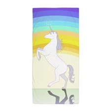 Unicorn, Beach Towel