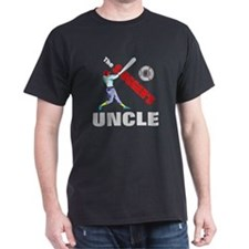 Baseball uncle T-Shirt