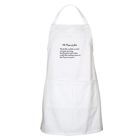 The Prayer of Jabez BBQ Apron
