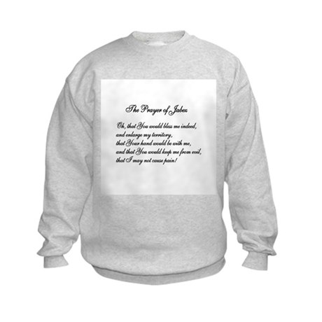 The Prayer of Jabez Kids Sweatshirt