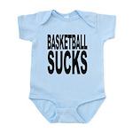 basketballsucksblk.png Infant Bodysuit