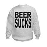 beersucks.png Kids Sweatshirt