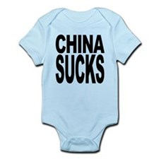 chinasucks.png Infant Bodysuit