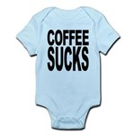 coffeesucks.png Infant Bodysuit