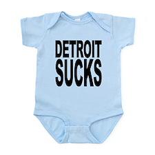 detroitsucks.png Infant Bodysuit