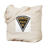 Springfield Police Tote Bag