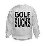 golfsucks.png Kids Sweatshirt