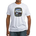 Folsom Police Fitted T-Shirt