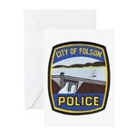 Folsom Police Greeting Cards (Pk of 10)