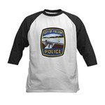 Folsom Police Kids Baseball Jersey