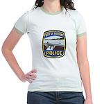Folsom Police Jr. Ringer T-Shirt