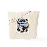 Folsom Police Tote Bag