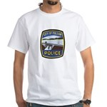 Folsom Police White T-Shirt